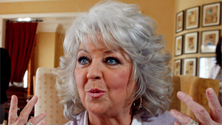 A Dec. 2010 file photo of Paula Deen. (AP Photo/Nick Ut, File)