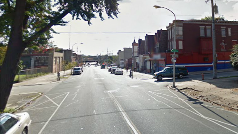 The 4600 block of Wayne Ave. in Germantown. (Image from Google Maps)