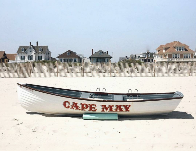 A recent Cape May scene by Vivian Agrisani (@viviangrisani) as tagged #JSHN on Instagram.