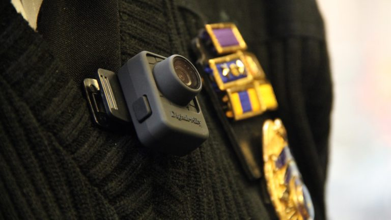 SEPTA police are evaluating their 6-month-old body camera program. (Emma Lee/NewsWorks, file)