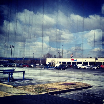 <p><p>At midday, the pathmark on Grays Ferry does not have a very full parking lot. (Emma Fried-Cassorla/Philly Love Notes)</p></p>