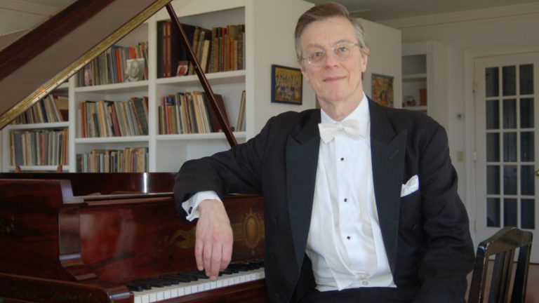 This Sunday the Delaware Symphony Orchestra under the direction of David Amado welcomes eminent pianist Peter Serkin to Longwood Gardens for a performance of Ludwig van Beethoven's Piano Concerto No. 2 in B-flat major in an all-Beethoven program. (photo courtesy DSO)