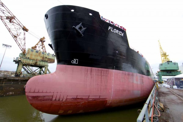<p>&lt;p&gt;The Florida weighs 45,800 tons and has the ability to carry a 330,000 barrel capacity of petroleum or other chemical products. (Nat Hamilton/for NewsWorks)&lt;/p&gt;</p>