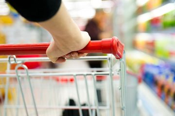 Many of us are burrowing in for a few weeks of social distancing as the virus amps up anxiety levels everywhere. Shopping helps, an expert says. (ShutterStock)