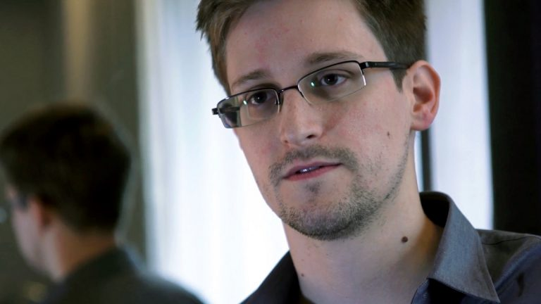 Edward Snowden, who worked as a contract employee at the National Security Agency, in Hong Kong. (AP Photo/The Guardian)