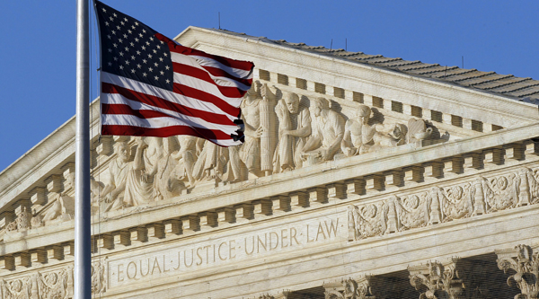 The Supreme Court has blocked patents on pieces of DNA that occur in the body naturally. (Alex Brandon/AP Photo, file)
