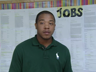 Stefine Brown had two children before age 17. He's working toward a GED now, but says unplanned pregnancies sidetracked his goals.