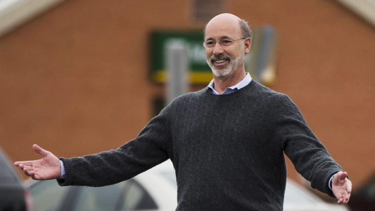 Keystone Crossroads asked a cross-section of mayors, consultants and other experts: how should Gov. Tom Wolf prioritize plans for fixing Pennsylvania's cities? (AP File Photo/Matt Rourke)