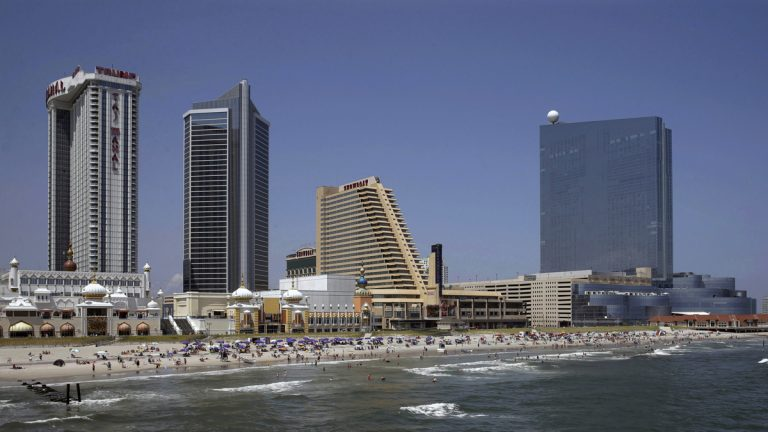 Four months into New Jersey's takeover of Atlantic City,the state is starting to make some changes. (AP Photo/Mel Evans, file)