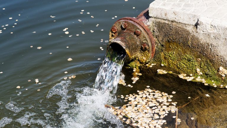 "Wastewater<a href=""https://www.bigstockphoto.com/image-198348151/stock-photo-sewage-drains-into-the-river%2C-the-sea%2C-the-lake-environmental-pollution-wastewater%2C-ecological-cat"">(bigstockphoto.com)</a>"