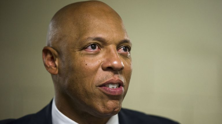 Superintendent William Hite says Philadelphia has already started supplying schools with more computers, adapting curricula and urging students to take advantage of more online learning resources. (AP file photo)