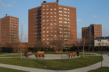 Wilson Park was one of the study sites. (photo via PHA)