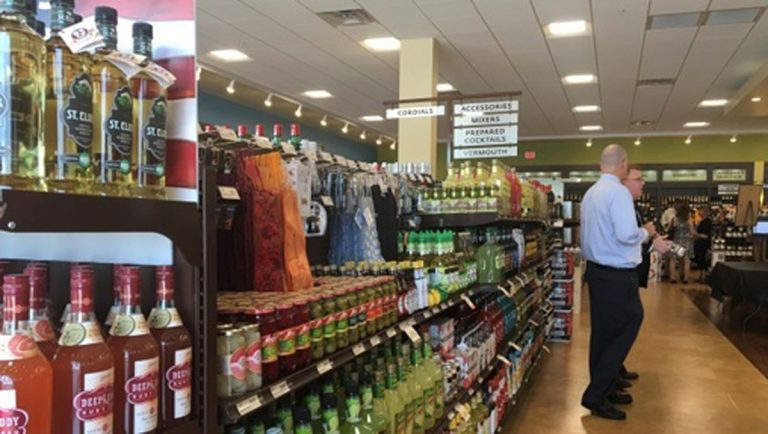 The renewed push for liquor privatization comes after a landmark law change that loosened sales restrictions last summer. (Katie Meyer/WITF)