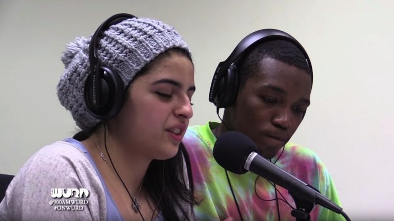 'Youth WURDS' airs on 900 AM, Wednesday at 7 p.m. (Courtesy of WURD)