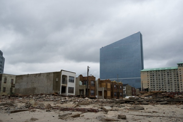 <p>&lt;p&gt;The Revel on Tuesday, Oct 30, 2012 stands in sharp contrast to one of the hardest hit regions of Atlantic City. (Bas Slabbers/for NewsWorks)&lt;/p&gt;</p>