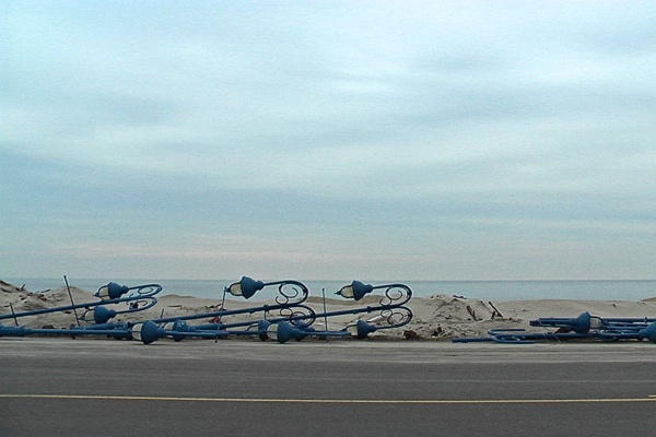 <p>&lt;p&gt;The streetlights are still down on Ocean Ave. in Belmar nearly two-weeks after Superstorm Sandy hit. (Alan Tu/WHYY)&lt;/p&gt;</p>