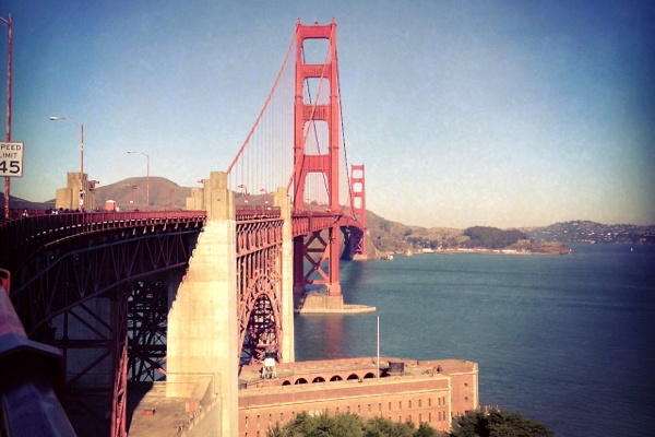 <p><p>The Golden Gate Bridge celebrated its 75th anniversary this year. (Jen A. Miller/for NewsWorks)</p></p>