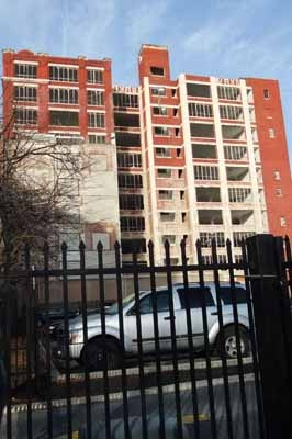 <p><p>Camden redevelopment officials hope this building will house luxury condos one day. (Tara Nurin/for NewsWorks)</p></p>