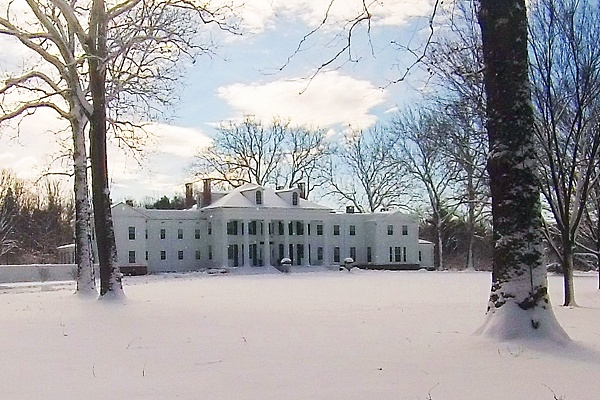 <p><p>Governor's Mansion in Princeton, N.J. on Saturday, 2/9/13. Chris Christie does not use this as his home. (Alan Tu/WHYY)</p></p>