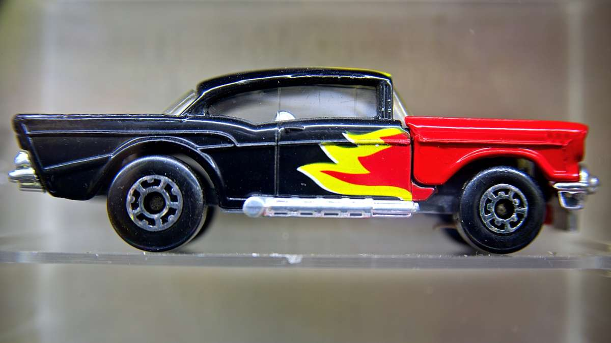 New Jersey S Matchbox Car Museum Is Bigger Than You Might Think Whyy