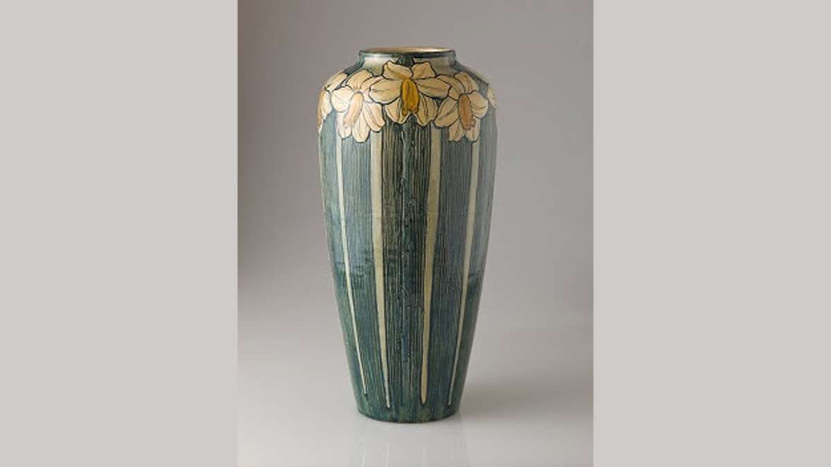 Art exhibit american pottery born out of the post civil war south throughout history reviewsmspy