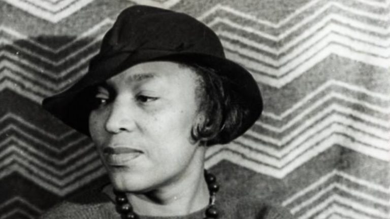 Before she was a novelist, Zora Neale Hurston was a cultural anthropologist. (Photo via Library of Congress)