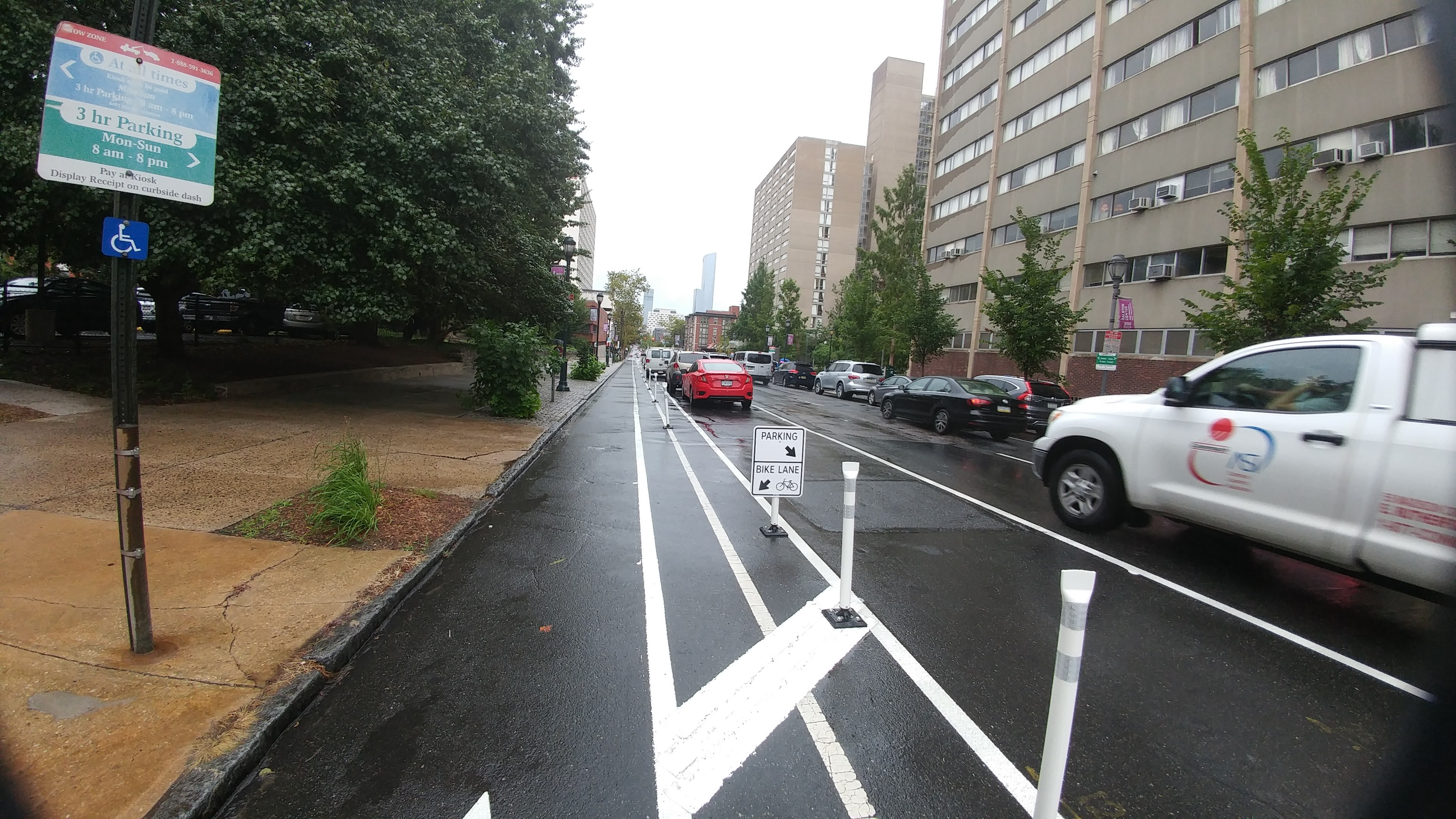 City Councilwoman trying to turn West Philly \'buffered bike lanes ...