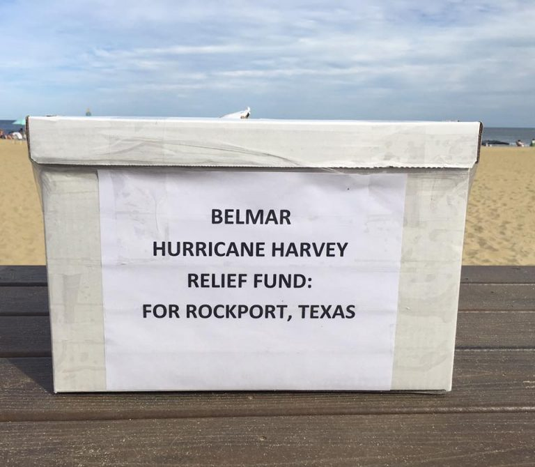 Image courtesy of Belmar Mayor Matt Doherty.
