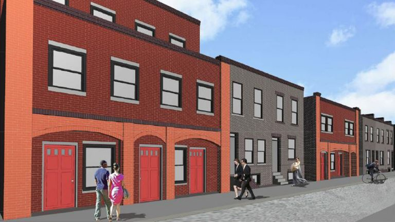 PlanPhilly: 33 affordable rental homes named for Point Breeze hero Mamie Nichols break ground