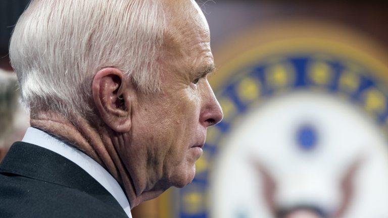 Sen. John McCain, R-Ariz. (Cliff Owen/AP Photo)