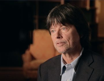 Filmmaker Ken Burns (WHYY, file)