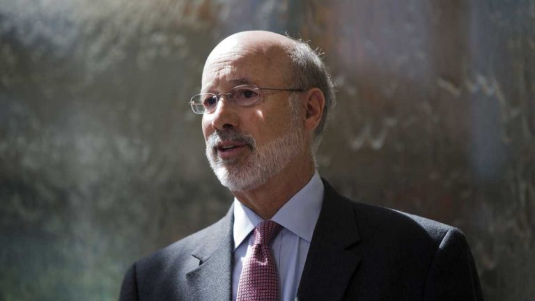 Pennsylvania Gov. Tom Wolf has decided to let the school code bill become law without his signature. (Matt Rourke/AP Photo, file)