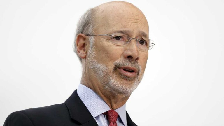 Pennsylvania Gov. Tom Wolf (Matt Rourke/AP Photo, file)