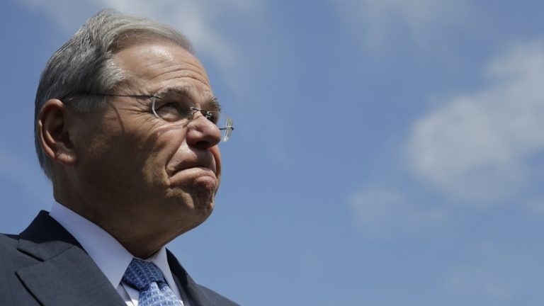 New Jersey U.S. Sen. Bob Menendez (Julio Cortez/AP Photo)