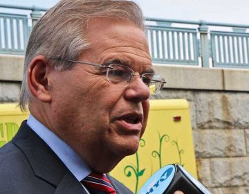 The federal trial of U.S. Sen. Bob Menendez, D-New Jersey, on corruption charges begins Wednesday. (NewsWorks file photo)