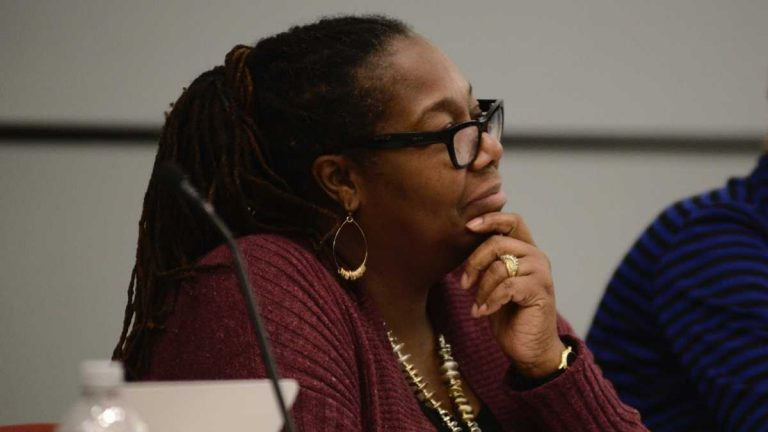 Sylvia Simms, a former member if the School Reform Commission, will lead Educational Opportunities for Families. (Bastiaan Slabbers for NewsWorks, file)