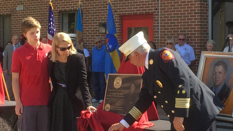 Wilmington fire stations renamed (Zoë Read/WHYY)