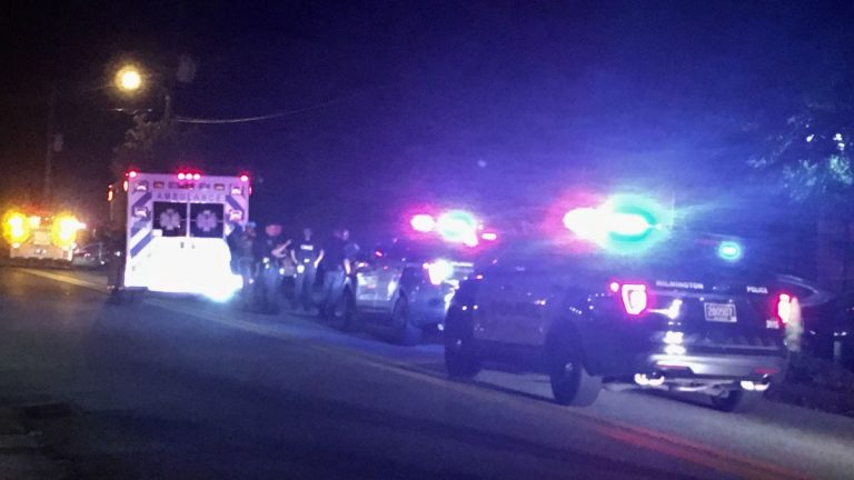 Man found fatally shot in idling car in Wilmington ...