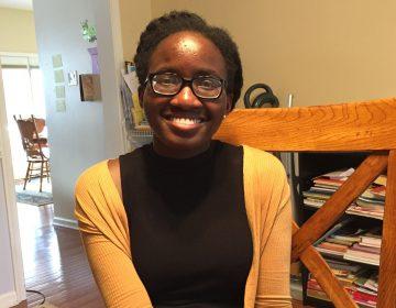 Juliet Lubwama (Avi Wilfman-Arent/WHYY)