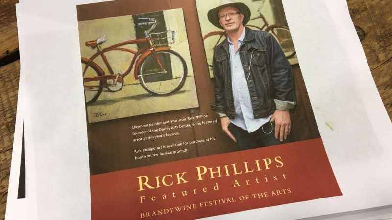 First experience: Rick Phillips