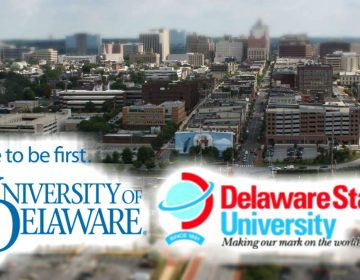 The city and Wilmington and Delaware's two leading universities want to work together to benefit each other. (File/WHYY)