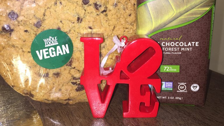 The author received these treats as a reward for a successful month living a vegan lifestyle. (Cecily Alexandria)