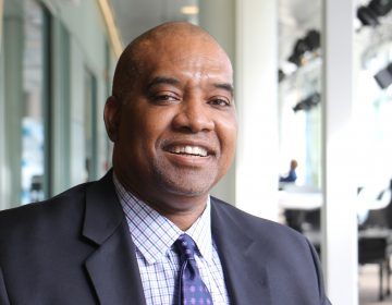 David Jones is head of Philadelphia's Department of Behavioral Health. (Emma Lee/WHYY)