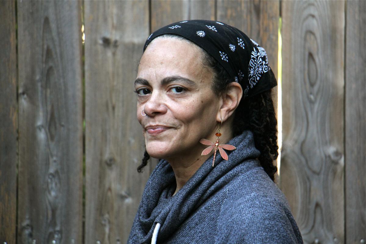 Philadelphia poet Ursula Rucker Rucker