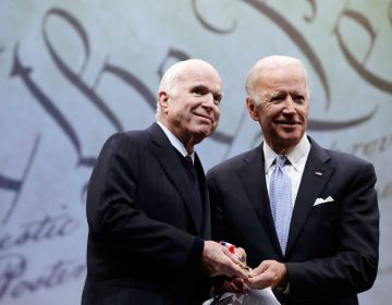 McCain and Biden