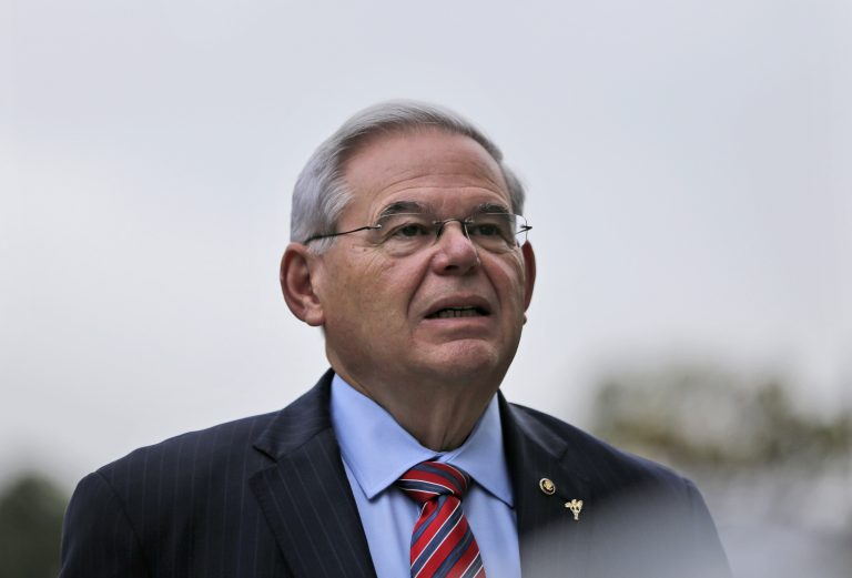 U.S. Sen. Bob Menendez