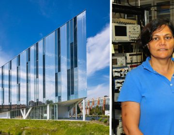 Professor Renu Tripathi of Delaware State University's Optical Science Center for Applied Research (OSCAR) has been awarded a $728,000 NASA grant to develop a laser-based remote magnetometer. (Delaware State University)