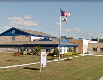 Holly Glen School in Monroe Township is one of two mold-damaged schools in Monroe Township, New Jersey, that will remain closed. Students will be relocated.