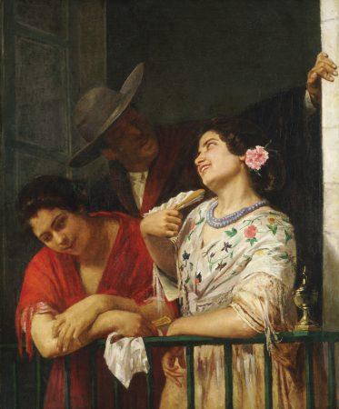 One of John G. Johnson's earliest art purchases,