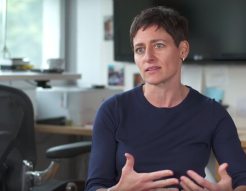 Betsy Levy Paluck, winner of the MacArthur Genius Grant (YouTube)